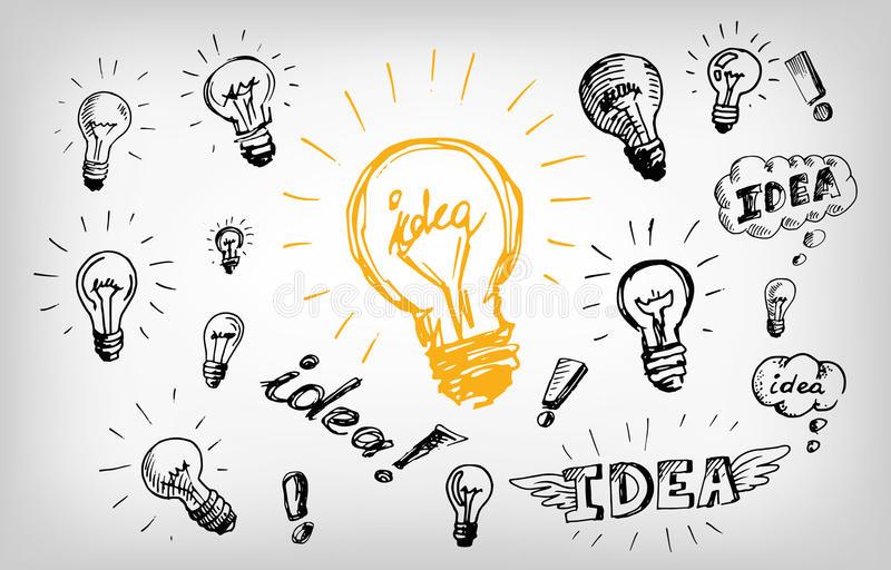 Idea Concept Graphic